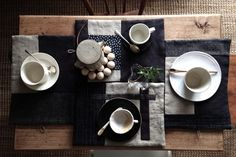 four table mats