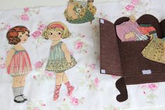 Girl. Inspired. {sewing, crafts, party inspiration}: Quiet Book Sew Along and Kits