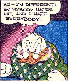 Carl #Barks — #Scrooge #McDuck