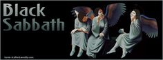 Black Sabbath, Heavy Metal, Music, Album Cover, Heaven and Hell, facebook cover, facebook covers