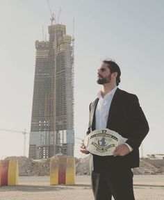 The Man in Saudi Arabia❤Way to go Seth!!! !!!cf.