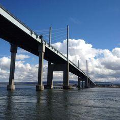 Kessock Bridge nr. Inverness