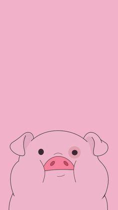 backgrounds celular cute fondos pig pink wallpapers pigs