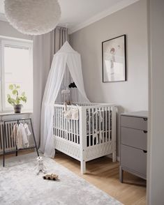 Tap for all the details. Baby Bedroom, Nursery Room, Nursery Decor, Room Decor, Kids Room Design, Nursery Inspiration, Baby Decor, Decoration, Cribs