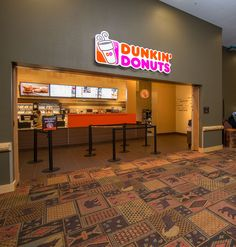 Wake up with Dunkin' Donuts during your next getaway at Great Wolf Lodge Southern California. You'll find the full Dunkin' Donuts menu so there's no need to go without your regular fix during you family vacation.