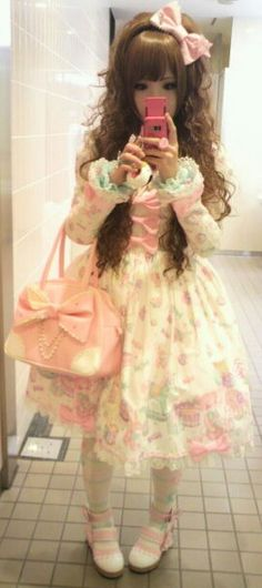 lolita fairy kei
