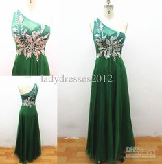 Wholesale Bridesmaid Dress - Buy New Arrival Zuhair Murad Emerald Green Bridesmaid Dress Tulle Sequin Beads Flower Patten Lace Fabric Homecoming Dress, $136.0 | DHgate