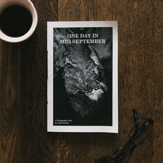One Day in Mid September. A handmade photography zine with images taken on Kodak Tri-X