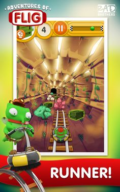 Dynamic runner!  #aoflig #fligadventures #adventuresofflig #cute #green #little #love #yummy #playing #play #new #mobile #game #games #phone #fun #happy #funny #smile #nice #love #iphone #ipod #ipad #app #application #maze #monster #family #runner #airhockey #flig #android #gamedev #indiegame #indiedev #indie #follow #followme #colorful #nature #androidgame #mobile #mobilegame