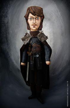 Theon Greyjoy / Game of Throne