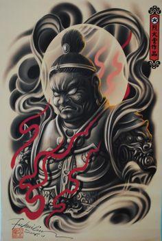 תוצאות חיפוש תמונות ב-Google עבור http://waktattoos.com/large/Warrior_tattoo_5.jpg: