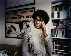One more Richard Ayoade nugget.