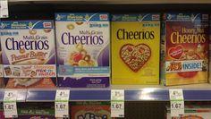 Walgreens: Cheerios Just $1.17!