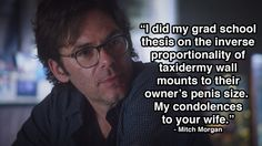 Mitch is hilarious!! #ZooCBS