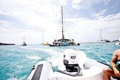 Ibiza, Boat, Heineken, Boats, Islands, Summer Time, Dinghy, Boating, Ibiza Town