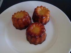 Cannelés bordelais para #Mycook http://www.mycook.es/receta/canneles-bordelais/
