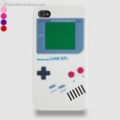 Coque IPhone Gameboy #coqueiphone #gameboy