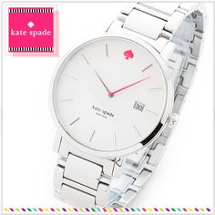 Cute Kate spade watch kate spade Womens watch silver watch brand new sale fs2gm