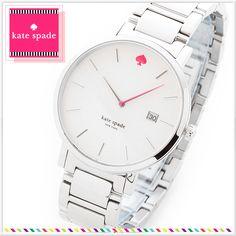 Cute Kate spade watch kate spade Womens watch silver watch brand new sale fs2gm