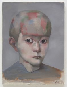 Zhang Xiaogang | Portrait No. 2 (2013) | Artsy