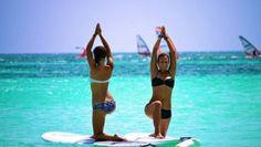 Yoga Aruba: Prana Center and Yoga Vacation Resort and Spa in Aruba