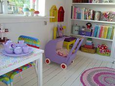 sweet.. Inspiracje pokój dziecięcy http://www.kolory-marzen.pl