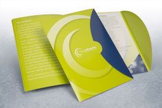 Brochure design ideas..