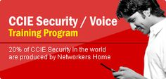 CCIE Security & Voice Training Program
