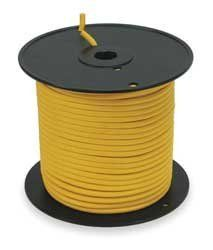 Industrial Grade 2TYK8 Portable Cord, SJTOW, 16/4, 250Ft, Yellow by Unknown. $263.15. Portable Cord, SJTOW, Gauge/Conductor 16/4, Conductor Stranded Copper, Spool/Coil Length 250 Ft, PVC Jacket Type, Max Amps 10, Max Voltage 300, Color Yellow, Nominal Outside Dia 0.354 In, Temp Range -40 to 167 F, Standards UL/ cUL/ MSHA