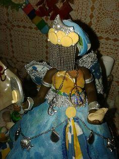Yemanjá Ataramagbá  - caminhos com Oxum Ogum e Xangô