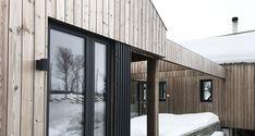 KIK2 - Logg Arkitekter Building A House, House Ideas, Barn, House Design, Modern, Home Decor, Style, Log Home, Swag