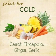 Juice for a Cold