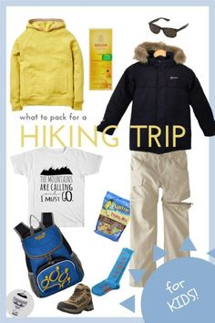 Chile With Kids: What to pack for a hiking adventure. Let's be honest, you can take the kids almost anywhere as long as they have the right gear (there's nothing worse than cold kids!). So this is what I'm packing for my two children for our trip to Chile