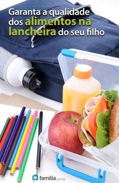 Familia.com.br | Ideias de lanches saudáveis para a lancheira do seu filho