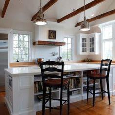 hood kitchen - use french oak