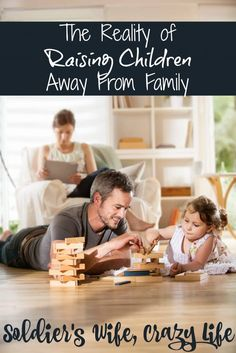 As a military spouse, you might have to raise children away from family. We are the part of the family that lives far away and we have to adjust to that. Military Girlfriend, Military Love, Military Spouse, Military Families, Happy Wife Quotes, Hope Quotes, Smile Quotes, Best Friend Quotes Meaningful, Meaningful Sayings