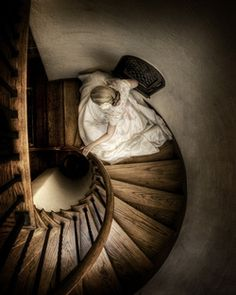 spiral staircase; brian adams photographics