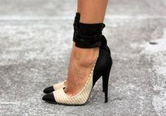 Базовый обувной гардероб парижанки: минимализм со вкусом