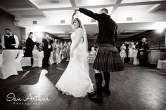 The first Wedding Dance.... #www.ianarthur.co.uk  #wedding #photographer #Glasgow #Loch_Lomond