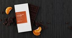 Holiday Chocolate by Modere - Chocolate Orange Immune Health (70% minimum cacao blend) - Decadent, dark chocolate with sea salt and a rich, mandarin orange flavor. Provides Wellmune to help promote a healthy immune system. Great for gift giving!