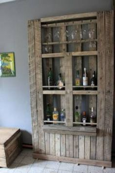 I love this website! Everything from recycled pallets.