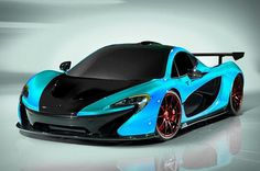 McLaren's P1 Sold Out after just a Few Months