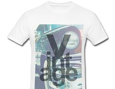 "Check out new work on my @Behance portfolio: ""T-shirt ""Vintage"""" http://be.net/gallery/38397071/T-shirt-Vintage"