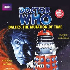 Doctor Who: Daleks: The Mutation of Time (Daleks Master Plan) @ niftywarehouse.com #NiftyWarehouse #DoctorWho #DrWho #Whovians #SciFi #ScienceFiction #BBC #Show #TV