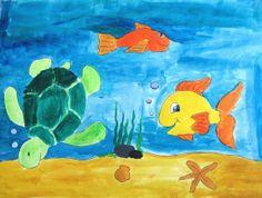 Peintures et Dessins - Des pommes, des… - Tulipes - acrylique - Paysage d'hiver - Les acryliques de… - Fraises et Acrylique - Chez Noisette