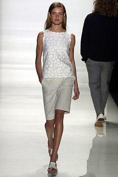 Michael Kors Collection Spring 2003 Ready-to-Wear Fashion Show - Natalia Vodianova, Michael Kors