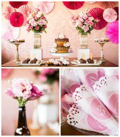 Elegant 30th Birthday Party via Kara's Party Ideas KarasPartyIdeas.com (1)