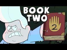 Gravity Falls: The Mystery of Book 2 - Big Secrets Revealed! Mystery Of Gravity Falls, Gravity Falls Secrets, Gravity Falls Comics, Disney Shows, Secrets Revealed, Bumper Stickers, I Fall, The Secret, Loom