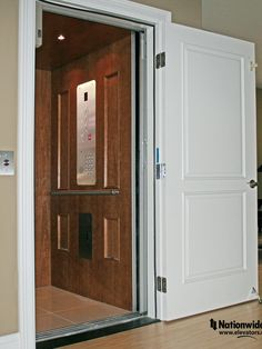 Traditional Cable Elevator - Elevators | Nationwide Lifts
