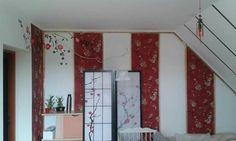 Sypialnia w stylu Japon
